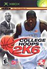 COLLEGE HOOPS 2K6 for Original Microsoft Xbox System