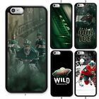 NHL Minnesota Wild ICE Custom Case Cover For Apple iPhone iPod / Samsung Galaxy $9.79 USD on eBay