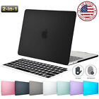 For 2019 MacBook Air Pro 13 Touch Matte Case Shell Cover A1932/A1989/A2159/A1990