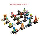 Lego 71025 Series 19 Minifigures SEALED IN STOCK BEAR PIZZA FOX DOG MONKEY KING