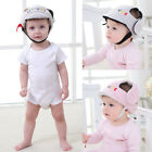 Baby Safety Helmet Headguard Cap Adjustable Protective Harnesses Hat Kid Toddler