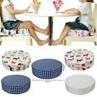 Kids Dining Chair Round Booster Seat Cushion - Baby Toddler High Chair Pad
