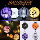 New Halloween Prop Vintage Pumpkin Light Lamp Party Hanging LED Decor Lantern CA