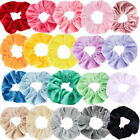40PCS/Set Velvet Hair Scrunchies Elastic Scrunchy Bobbles Ponytail Holder Beauty