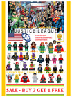 Kyпить DC Minifigures Justice League Batman Superman Green Lantern Teen Titans + Marvel на еВаy.соm