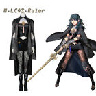 Three Houses Byleth Beres Anime Outfit Fire Emblem Cosplay Hallween Costume