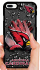 ARIZONA CARDINALS NFL PHONE CASE FOR iPHONE XS MAX XR X 8 7 6S 6 PLUS 5 5S 5C 4S $15.88 USD on eBay