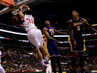 Blake Griffin Dunk Los Angeles Clippers NBA Basketball Print POSTER FR on eBay