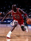 Michael Jordan Dribbling Chicago Bulls NBA Basketball Print POSTER FR on eBay