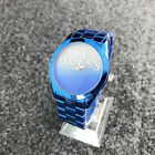 Stainless steel design Color gradient Fashion WristWatch Bear Watches image