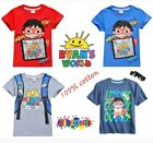 Ryans World Graphic Tees MIX and MATCH 2 pack size S 5 6 Limited Stock