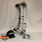 Mathews Halon 6 Brand New In Box W/Hat Lost XD Camo, OT White, Stone, Tactical