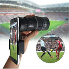 16X52 HD Zoom Optical Lens Camera Telescope Monocular +Clip Kits For Cell Phone