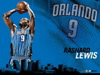 Rashard Lewis Orlando Magic NBA Wall Print POSTER US on eBay