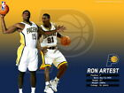 Ron Artest Indiana Pacers NBA Wall Print POSTER US on eBay