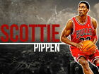 Scottie Pippen Chicago Bulls NBA Basketball Print POSTER US on eBay