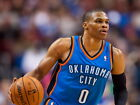 Russell Westbrook Oklahoma City Thunder Wall Print POSTER CA on eBay