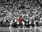 Michael Jordan Jump Shot Utah Jazz NBA Wall Print POSTER US on eBay