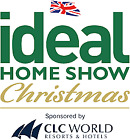 2x IDEAL HOME SHOW TICKETS CHRISTMAS THURSDAY 21st NOV LONDON (2 CHILD INCLUDED)