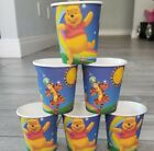 Winnie the Pooh Birthday Party Celebration Balloons Plates Cups Napkins Supply