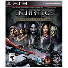 INJUSTICE: Gods Among Us -- Ultimate Edition  -PS3 PlayStation 3 COMPLETE w/Book