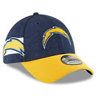 New Era Los Angeles Chargers 39THIRTY On Field Home Sideline Stretch Hat Cap LA $19.9 USD on eBay