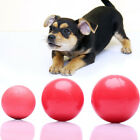 Safe Pet Dog Ball Teeth Silicon Play Toy Chew Funny For Dogs Non-toxic