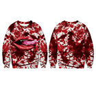 Mens Womens UGLY Christmas Sweater Sweatshirt Xmas Knitted Pullover Hoodie Tops