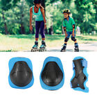 6PC Safety Children Pad Hand Elbow Knee Guard Protectors For Skating Cycling