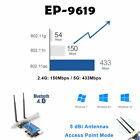 EDUP PCI-E WiFi Card Dual Band 5G Wireless Network Receiver Bluetooth Adapter