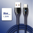 5A USB-C Type-C Fast Charging Cable Data Sync Charger Cord For Samsung S10 S9 S8