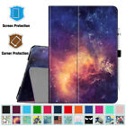For iPad 7th Gen 10.2 inch 2019 Smart Case Stand Back Cover with Pencil Holder