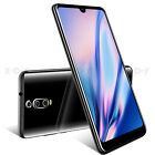 """6.3"""" Unlocked Android 9.0 Smartphone Touch Screen Mobile Phone Dual Sim 4core 3g"""