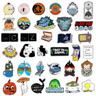 """I Love You 3000"" Cartoon Enamel Brooch Pin Collar Badge Corsage Jewelry Gift image"