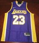 Brand New LeBRON JAMES Los Angeles Lakers 2019-2020 Jersey Size M, L, XL on eBay