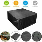 Waterproof Outdoor Garden Rattan Corner Furniture Cover Outdoor Sofa Protect