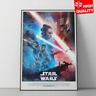 Star Wars The Rise Of Skywalker 2019 J.J. Abrams Movie Poster #2 | A4 A3 A2 A1 | £14.99 GBP on eBay