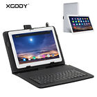 XGODY 10.1 INCH Android 7.0 Tablet PC Octa Core 2+32GB 4G Dual SIM Phone Bundle