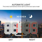 Multi-Function Large 3D LED Digital Wall Clock Alarm Snooze Function 12h/24h K7