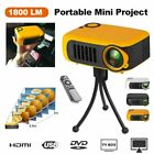 mini hd 1080p portable pocket projector movie video projectors home theater hdmi