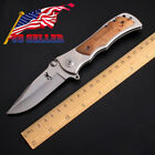 Outdoor 339 Modle Tactical Folding Pocket Knife Camping Hunting Knives Fishing