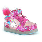 NEW Dream Works TROLLS Light-up Sneakers Toddler Girls Size 7, 8 or 11 image
