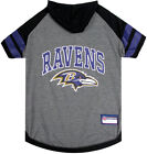 Baltimore Ravens NFL Sporty Dog Pet Hoodie T-Shirt Sizes XS-L $22.45 USD on eBay