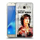 OFFICIAL PEAKY BLINDERS CHARACTER ART BACK CASE FOR SAMSUNG PHONES 3