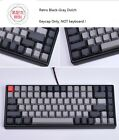 84 Side Print Keycap PBT Mini Mechanical Keyboard Compact Game Cherry MX Retro