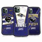 OFFICIAL NFL 2019/20 BALTIMORE RAVENS HYBRID CASE FOR APPLE iPHONES PHONES $19.95 USD on eBay