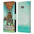 OFFICIAL DUIRWAIGH STEAMPUNK LEATHER BOOK CASE FOR HTC PHONES 1