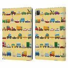 OFFICIAL emoji® WILD COLLECTION LEATHER BOOK WALLET CASE FOR APPLE iPAD