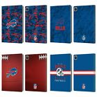 OFFICIAL NFL 2018/19 BUFFALO BILLS LEATHER BOOK WALLET CASE FOR APPLE iPAD $29.95 USD on eBay