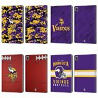 OFFICIAL NFL 2018/19 MINNESOTA VIKINGS LEATHER BOOK CASE FOR APPLE iPAD $15.95 USD on eBay